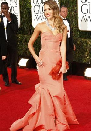 Robe de soirée sirène 2013 des Golden Globe Awards 1