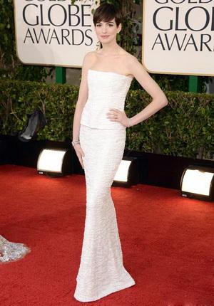 Robe de soirée sirène 2013 des Golden Globe Awards 2