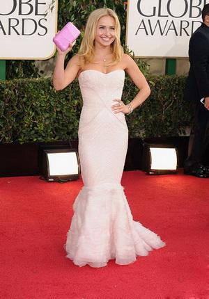 Robe de soirée sirène 2013 des Golden Globe Awards 3