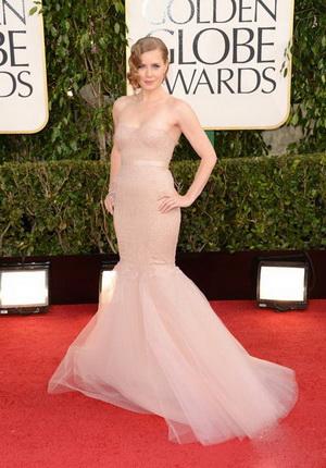 Robe de soirée sirène 2013 des Golden Globe Awards 4