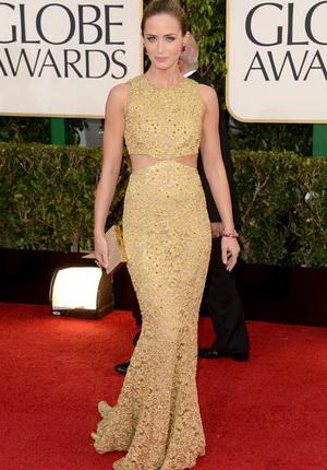 Robe de soirée sirène 2013 des Golden Globe Awards 5