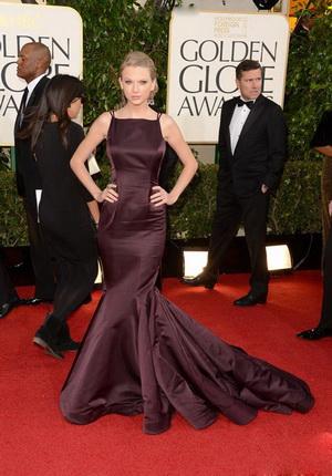 Robe de soirée sirène 2013 des Golden Globe Awards 6